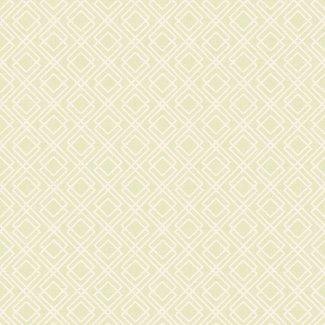 Dutch Wallcoverings Maison Chic Ella groen/linnen - 22018