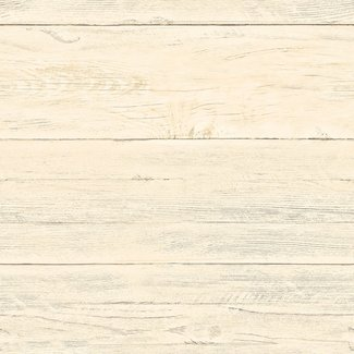 Dutch Wallcoverings Trilogy White washed boards  yellow  - 22324