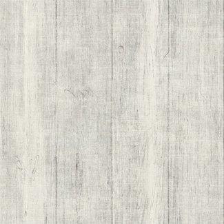 Dutch Wallcoverings Vintage hout grijs - 17317