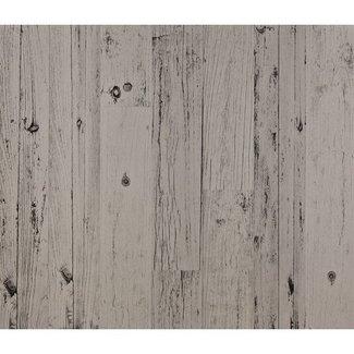 Dutch Wallcoverings Vlies hout whitewash - 7250-0