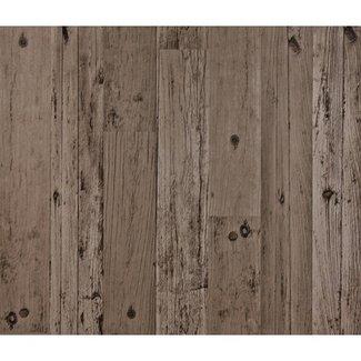 Dutch Wallcoverings Vlies hout blauw/grijs - 7250-5