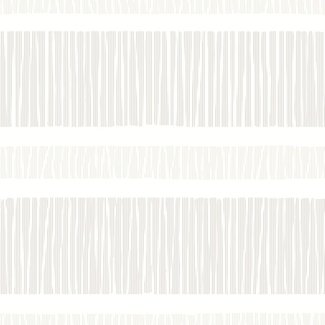 Dutch Wallcoverings Eclipse Gravity wit/lichtgrijs - 23834
