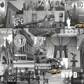 Dutch Wallcoverings Freestyle New York - 102514