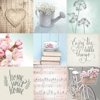 Dutch Wallcoverings Freestyle Enjoy the Little Things - 102564