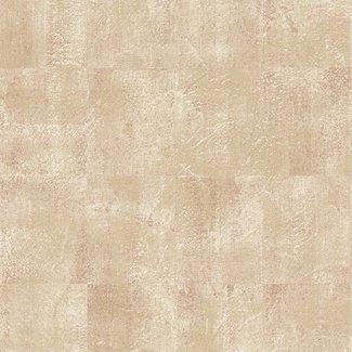 Dutch Wallcoverings Insignia Brushstoke Squares goud - 24432