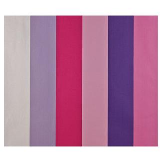 Dutch Wallcoverings Papier streep roze/lila - 1171-6