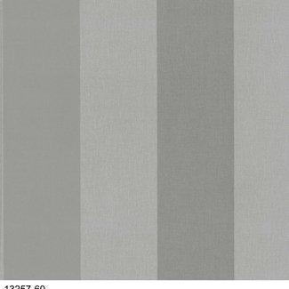 Dutch Wallcoverings Vliesbehang streep beige/lichtbruin - 13257-60