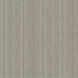 Dutch Wallcoverings Annuell streep grijsbeige - 11025
