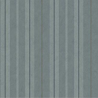 Dutch Wallcoverings Annuell streep blauw - 11023