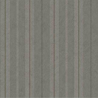 Dutch Wallcoverings Annuell streep grijs - 11024