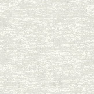 Dutch Wallcoverings Design Pearls white - 12009
