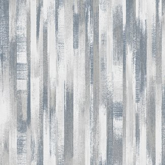 Dutch Wallcoverings Perspectives dessin grijs/wit - PP3203