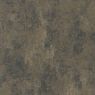 Dutch Wallcoverings Nabucco uni zwart/goud - 58015