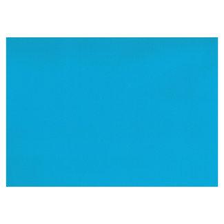 Dutch Wallcoverings Papier uni turquoise - 1229-5