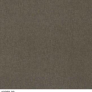 Dutch Wallcoverings Vliesbehang uni bruin - 13258-30