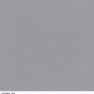 Dutch Wallcoverings Vliesbehang uni grijs - 13268-30