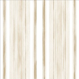 Dutch Wallcoverings Babies Stripes beige - 10146