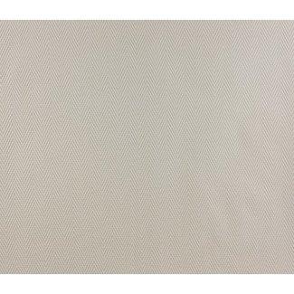 Dutch Wallcoverings Schuimvinyl visgraat beige - 6606-4