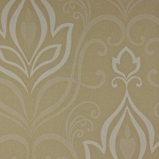 Dutch Wallcoverings Premium dessin beige/creme - 23954