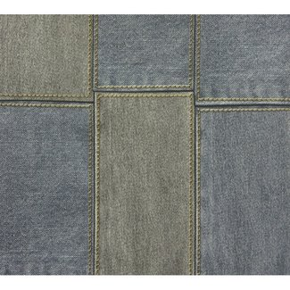 Dutch Wallcoverings Behang jeans - 1208-5