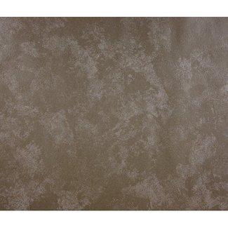 Dutch Wallcoverings Schuimvinyl chocoladebruin - 646132