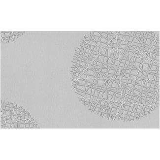 Dutch Wallcoverings Vliesbehang bol grijs - 13502-50
