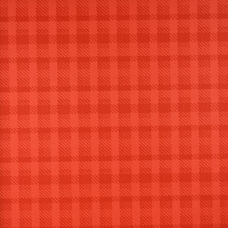 Dutch Wallcoverings Be Yourself ruit rood - F573-10