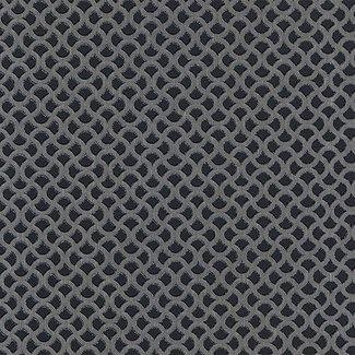 Dutch Wallcoverings Empire dessin zwart 106cm - 57561