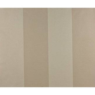 Dutch Wallcoverings Behang streep zand - 1154-0