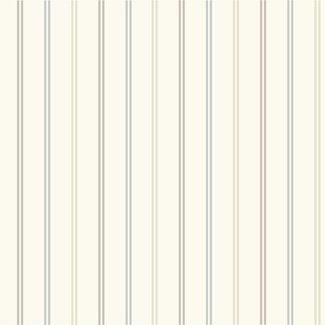 Dutch Wallcoverings Hoopla strepen beige - 30744