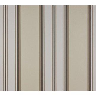 Dutch Wallcoverings Papier streep beige - 1198-0