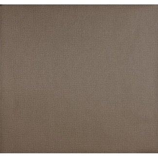 Dutch Wallcoverings Papier uni bruin - 1167-6