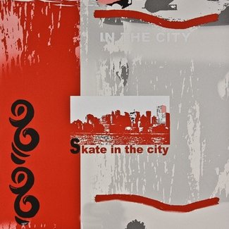 Dutch Wallcoverings Be Yourself Skate in the city - 576210