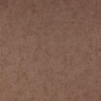 Dutch Wallcoverings Premium uni donkerbruin - 91008