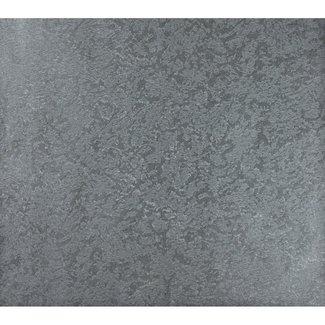 Dutch Wallcoverings Vliesbehang uni zwart - 02261-60
