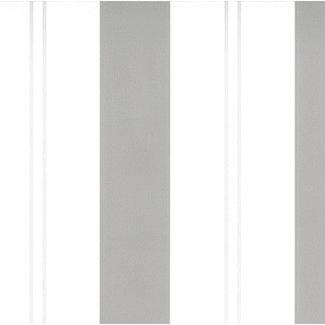 Dutch Wallcoverings Papier streep grijs - 05617-50