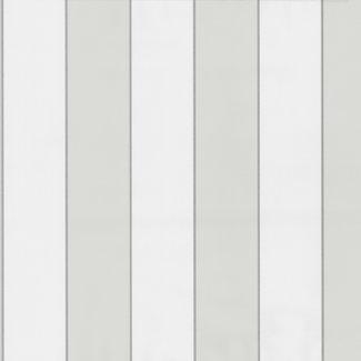 Dutch Wallcoverings Vliesbehang streep wit/grijs - 13229-10
