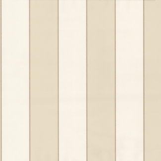 Dutch Wallcoverings Vliesbehang streep beige - 13229-20