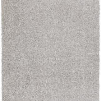 Vloerkleed London zilver 160x230cm