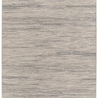 Vloerkleed Dublin grijs 160x230cm