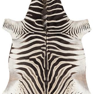 Vloerkleed Glasgow zebra 155x190cm