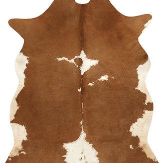 Vloerkleed Glasgow bruin 155x190cm