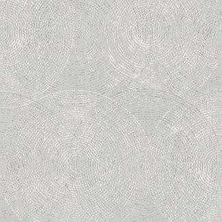 Dutch Wallcoverings Dutch Wallcoverings - Inspiration Wall cirkels grijs - IW3602