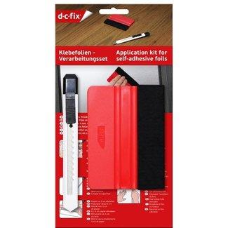 Dutch Wallcoverings Applicatie kit plakplastic