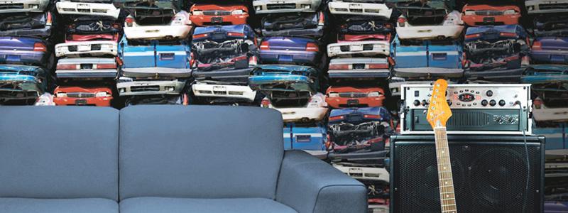 Auto's behang