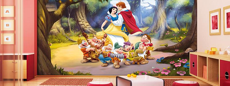 Fotobehang Disney