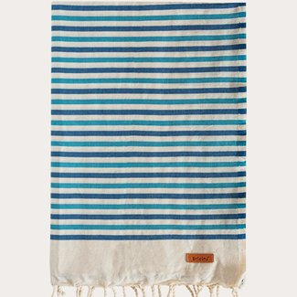 Sorema Aguda beach towel 90x180 cm Blue