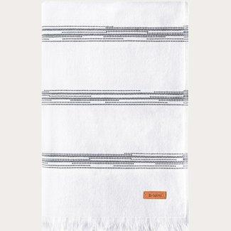 Sorema Limassol beach towel 90x180 cm Silver