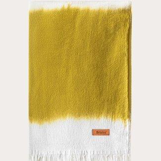Sorema Fancy beach towel 85x175 cm Mustard