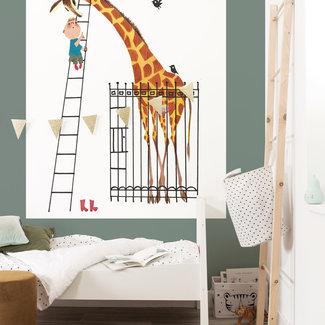 KEK panel Giant Giraffe